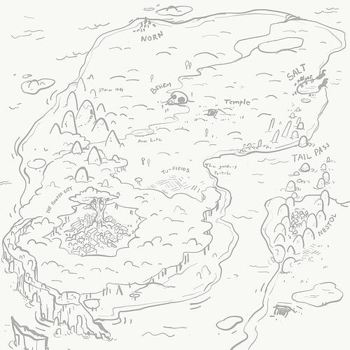 mapRoughSketch