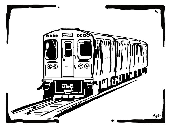 1-Metro-Train