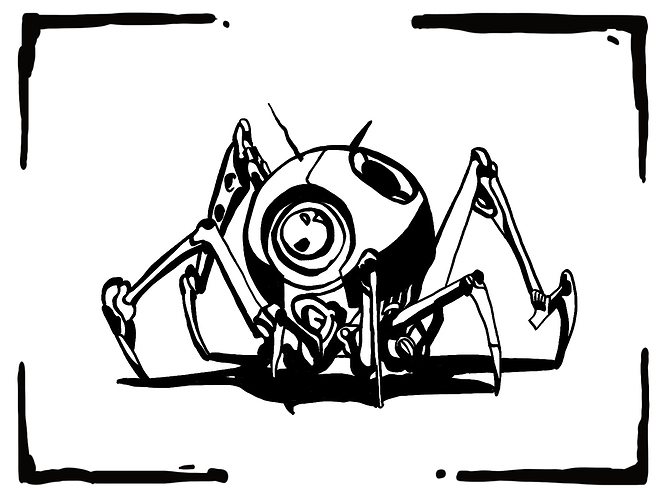 Mecha-Spyder