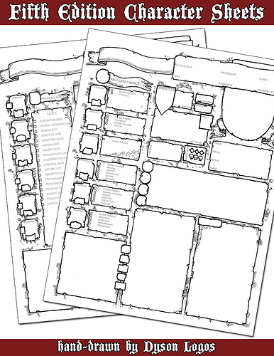 dyson-logos-character-sheets-cover