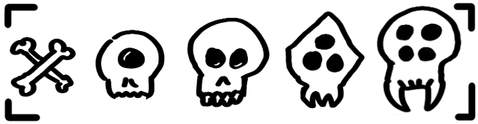 TimerSkulls
