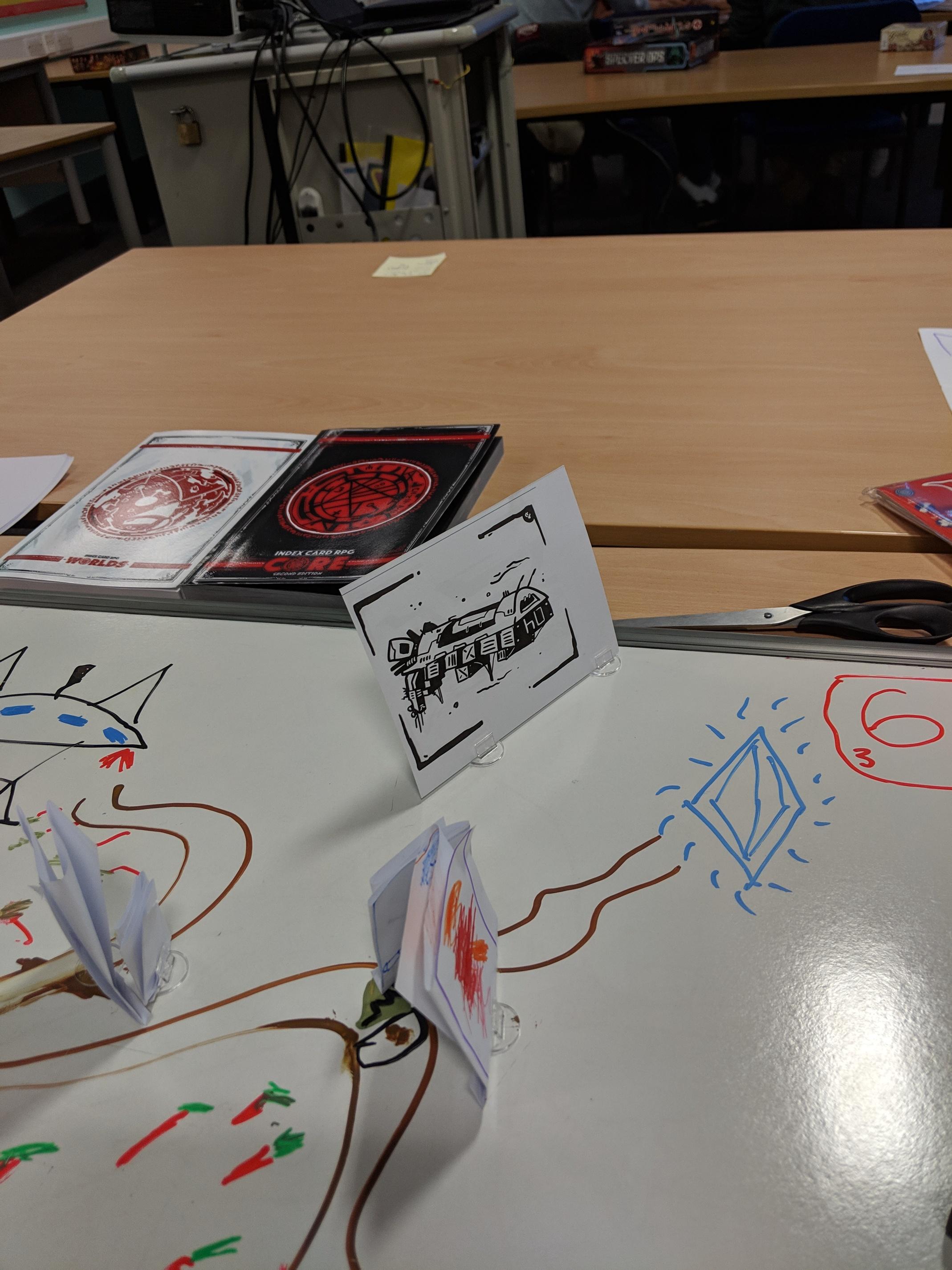 ICRPG kids - INDEX CARD RPG - RUNEHAMMER